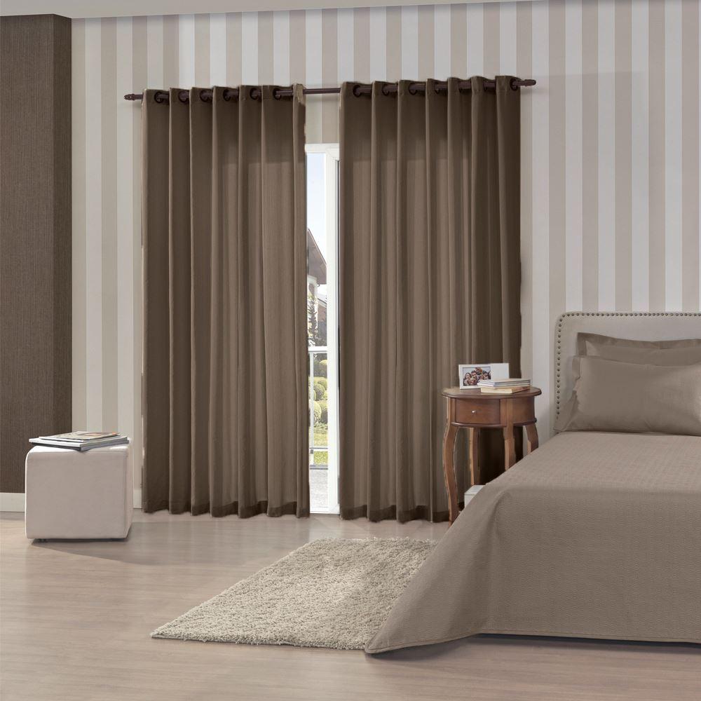 Loja roupas de cama mesa banho para seu enxoval magazine for Ver modelos de cortinas