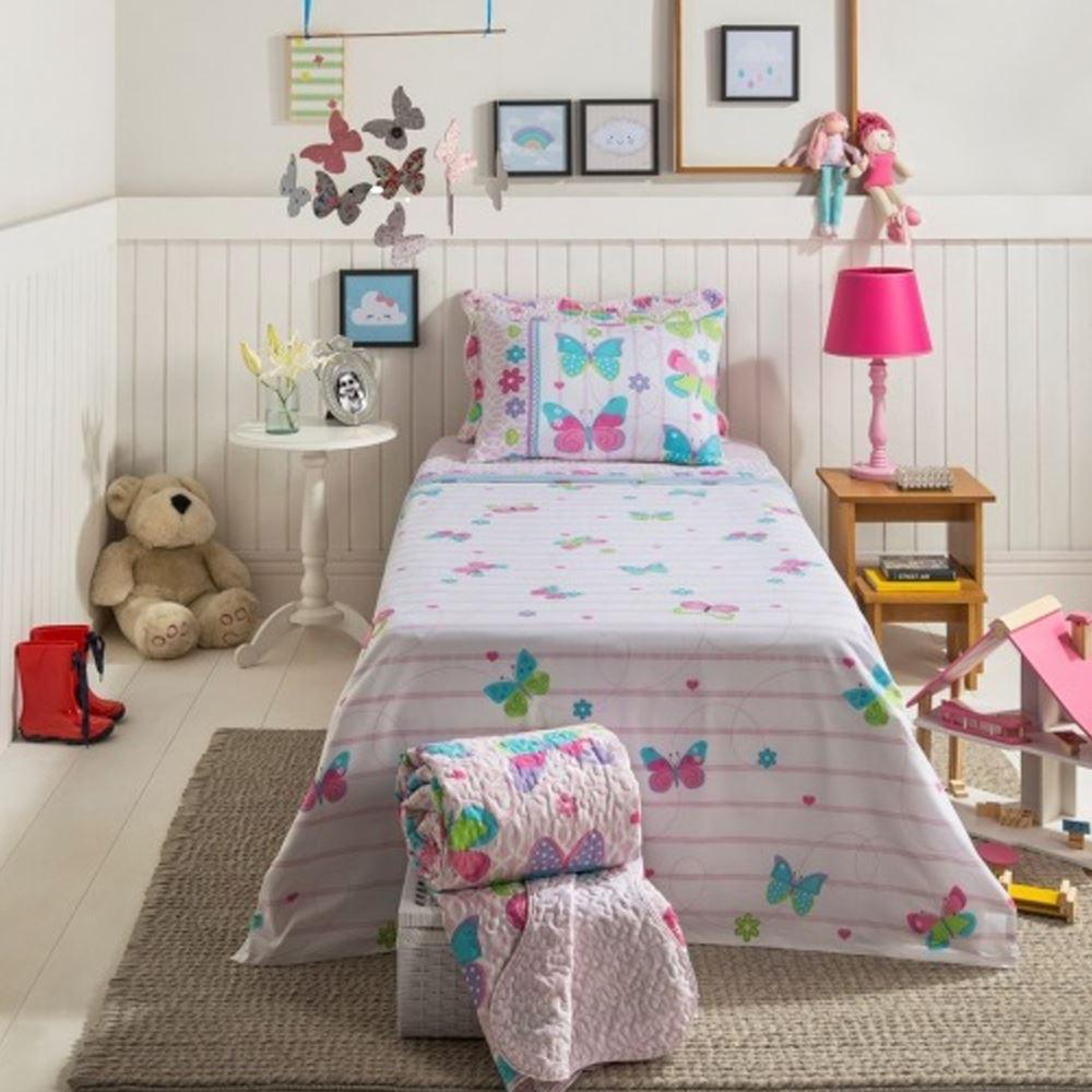 Loja roupas de cama mesa banho para seu enxoval magazine for Cama unicornio