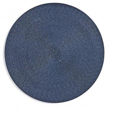 Imagem de Jogo Americano Luna 4 peças  Azul