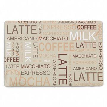 Imagem de Jogo Americano Pvc Print 4 peças Coffee