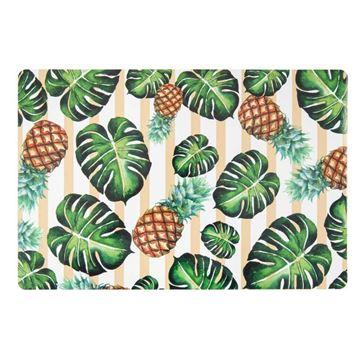 Imagem de Jogo Americano Pvc Print 4 peças Tropical