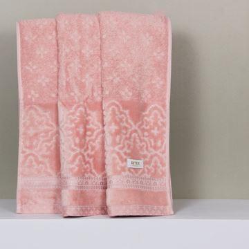 Imagem de Toalhas Madras Artex Banhão Rosé