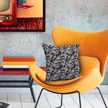 Imagem de Capa de Almofada Linea 42x42 Ladrilho
