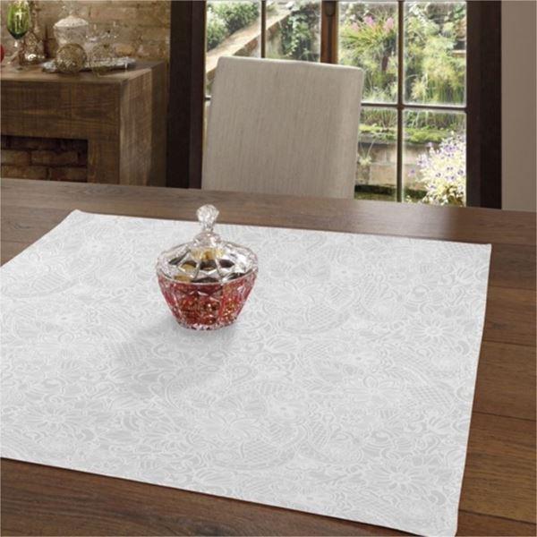 Imagem de TOALHA MESA DOHLER CLEAN ATHENAS 1,40 x 1,40m EDITE